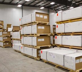 Warehousing, Distribution & Third Party Logistics